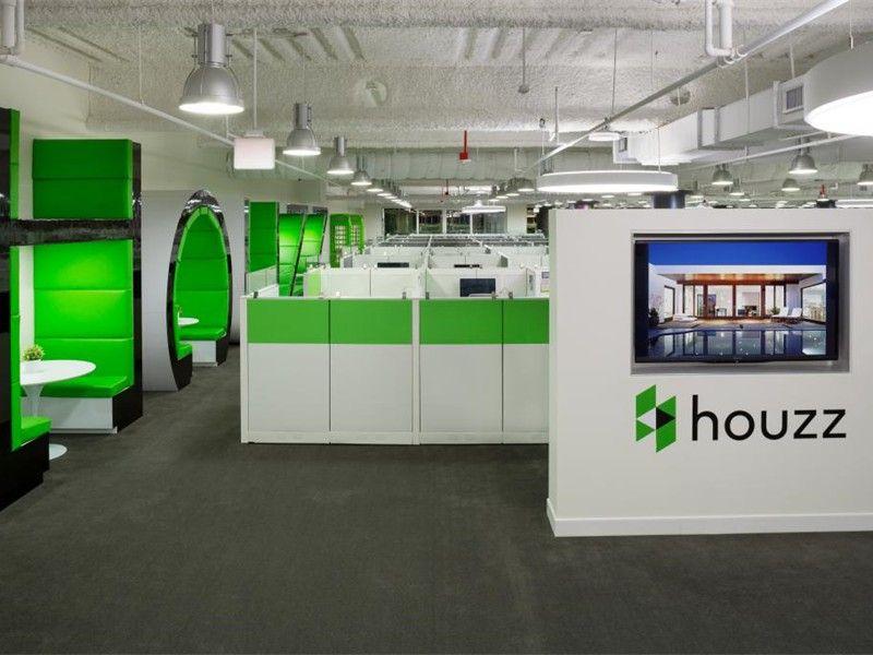 Houzz Portfolio Source Creative Office Interiors Office
