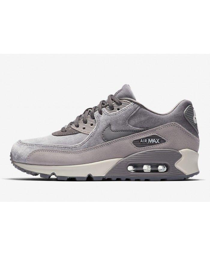 sale retailer 62031 3ada8 Nike Air Max 90 Deluxe WMNS Gunsmoke 898512-600