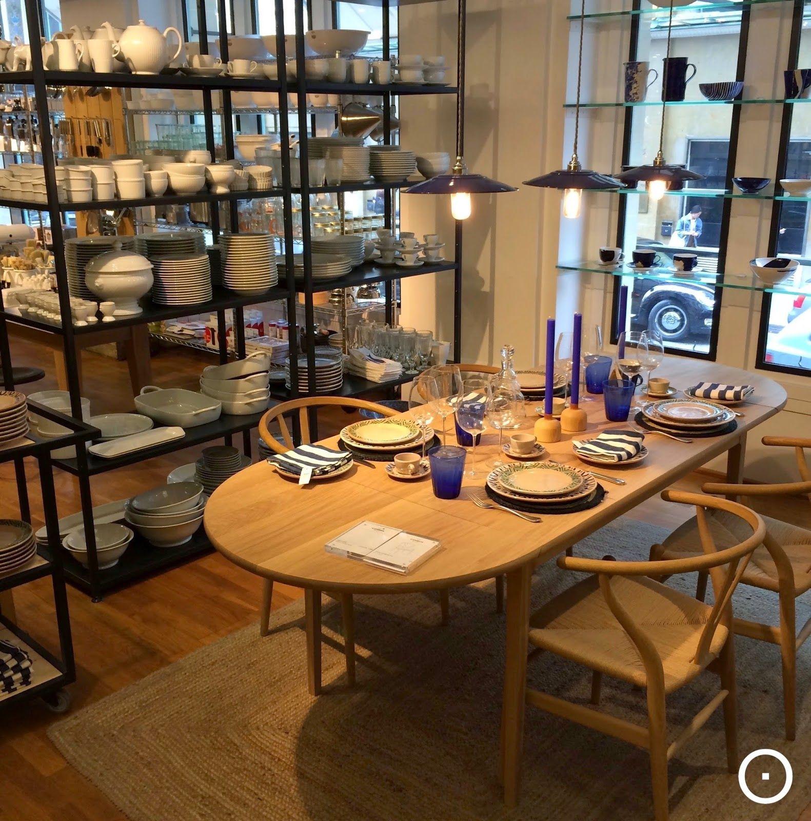 viewonretail in paris the conran shop the conran shop. Black Bedroom Furniture Sets. Home Design Ideas