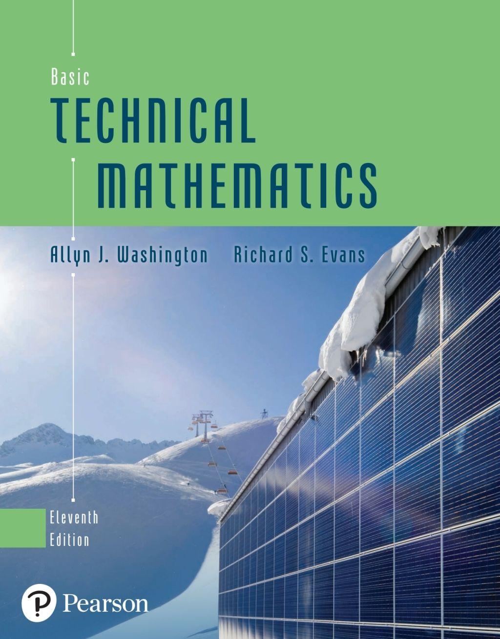 Basic Technical Mathematics Ebook Rental In