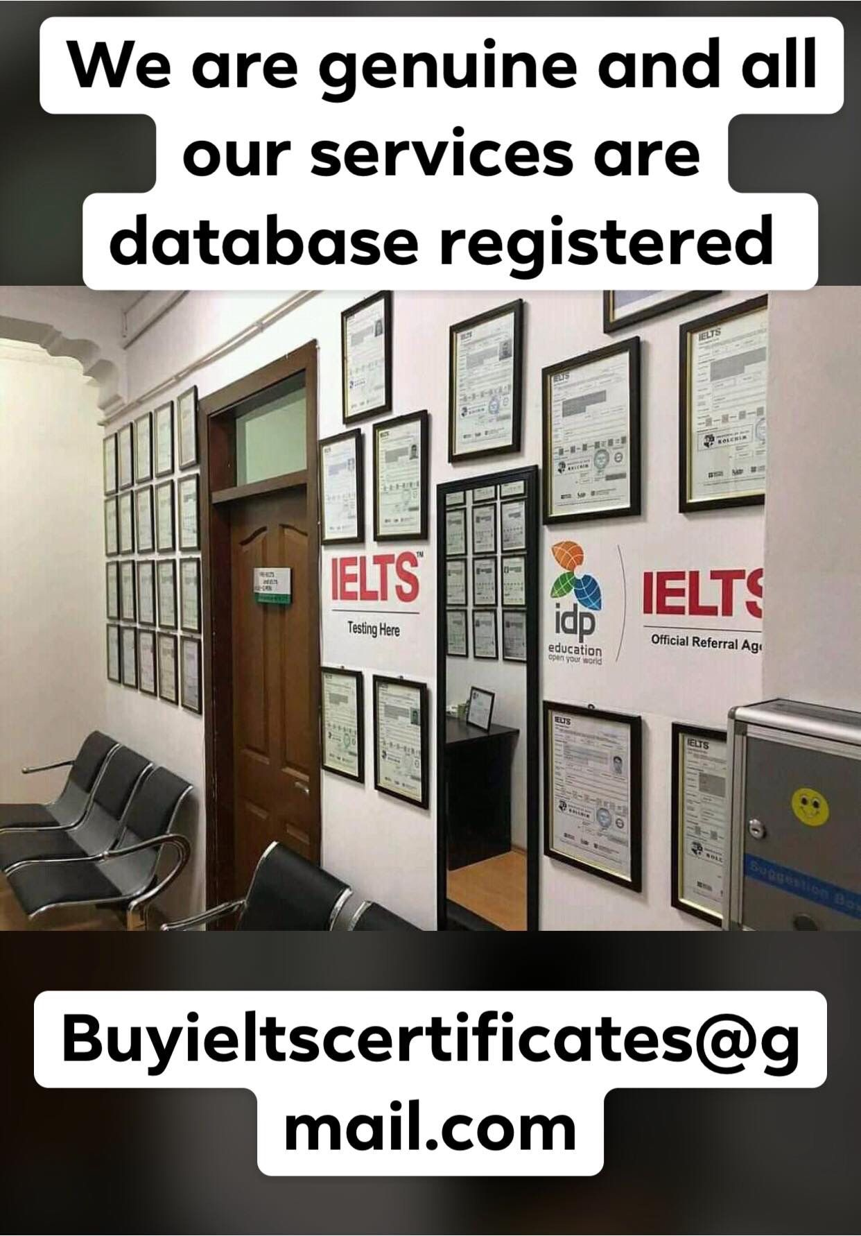 WhatsApp +971561206104) buy/get IELTS certificates without exams in