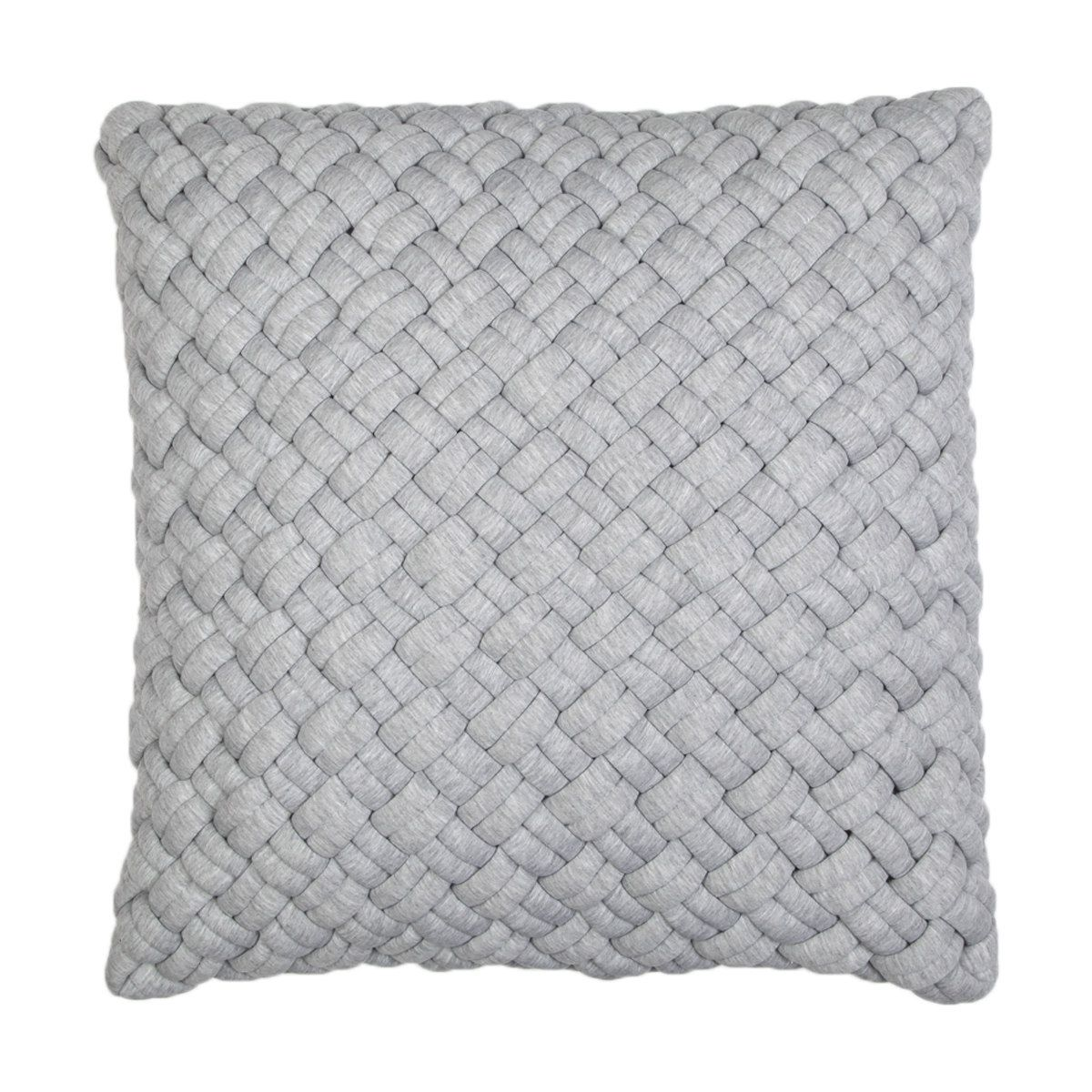 Flynn Cushion Grey Couch cushions, Cushions, Bed linen