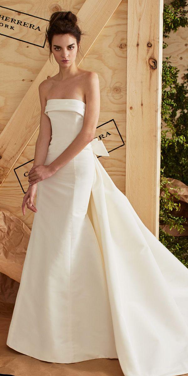 30 simple wedding dresses for elegant brides   mi gusto oculto por