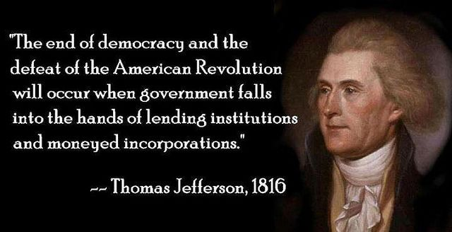 The end of Democracy Jefferson (With images) Jefferson