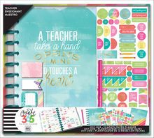 Create 365 The Big Happy Planner 12 Month Teacher Edition Box Kit