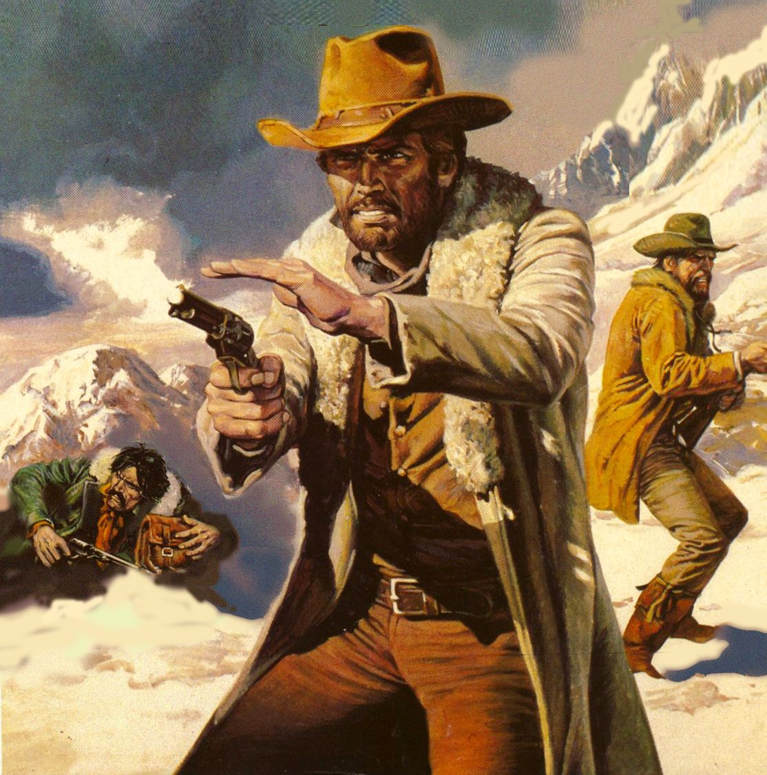 Картинки ковбоев дикого запада смешные