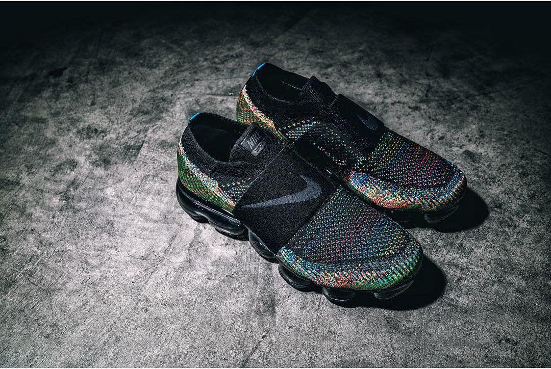 Nike Air Vapormax Laceless Multicolor Zajawka-2