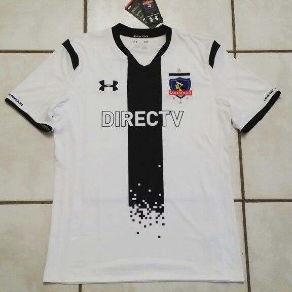 Cereza a tiempo Interactuar  UNDER ARMOUR COLO-COLO Chile Soccer Jersey #chile#soccer#futbol#jerseys# colocolo#fifa#worldcup#football | Camisas, Camisetas, Fútbol