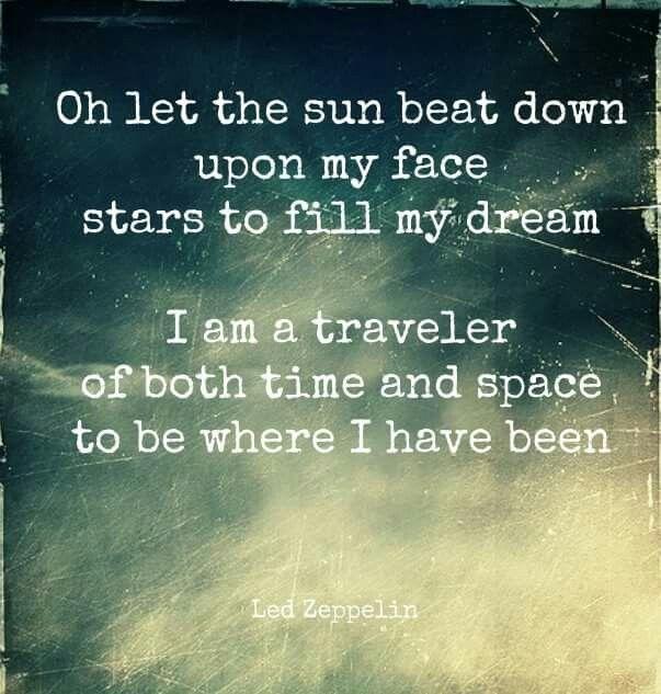 Led Zeppelin Kashmir Lyrics Led Zeppelin Lyrics