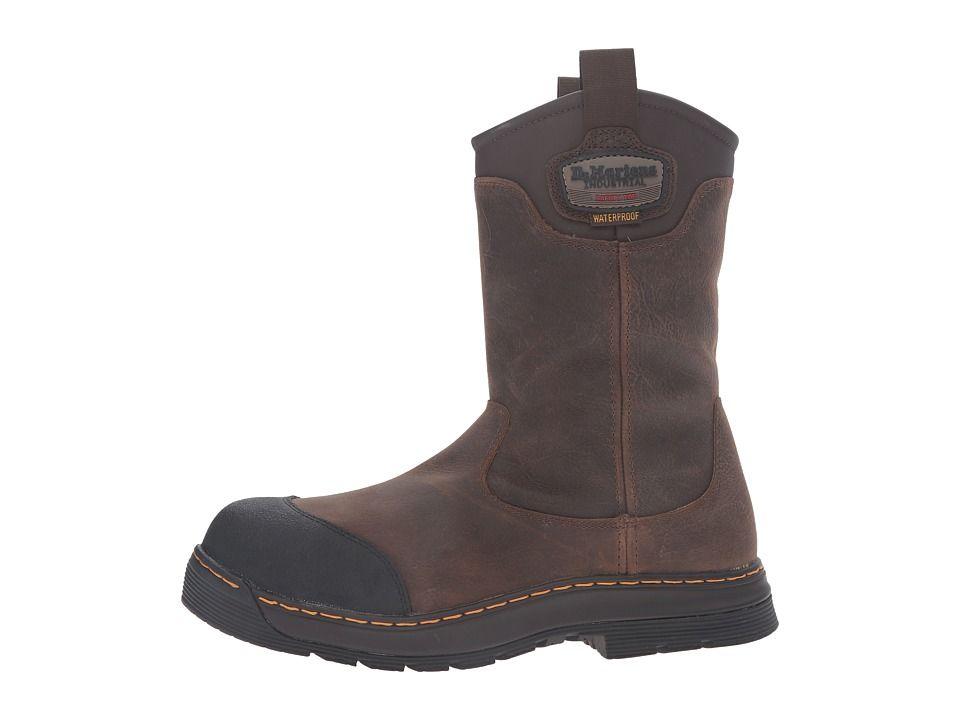 Dr. Martens WorkRush Electrical Hazard Waterproof Composite Toe Rigger Boot 1IUMX