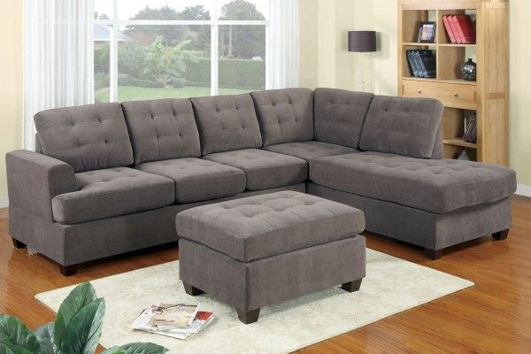 Fabric Sectional Sofas   OC Furniture Warehouse, F7137   Orange County