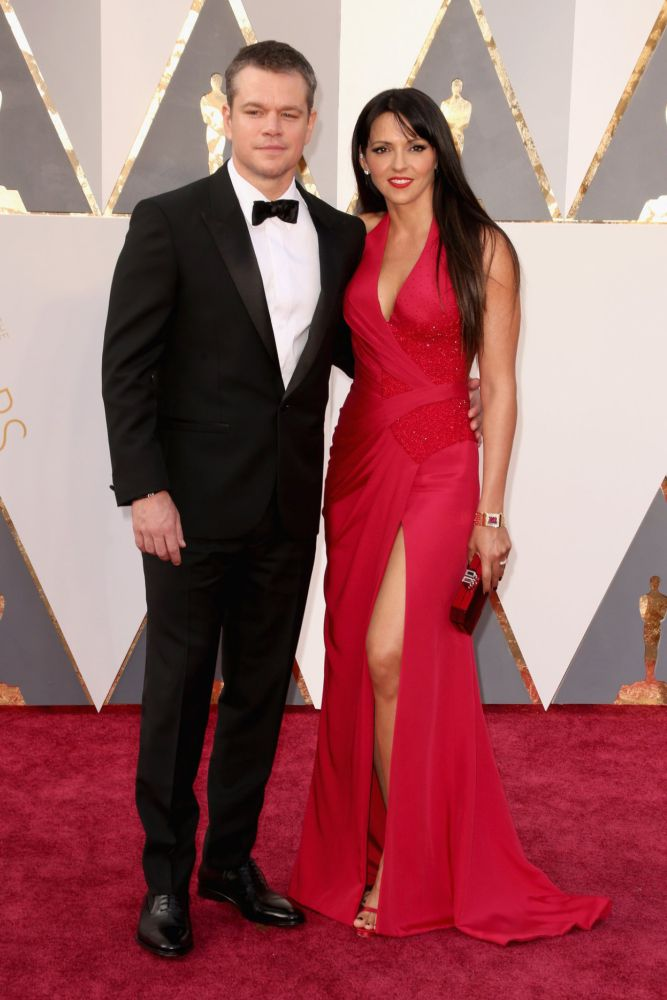 Glamour Wins on the 2016 Oscars Red Carpet