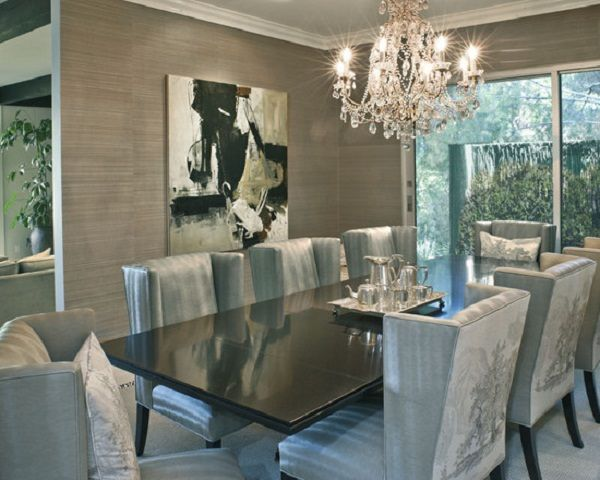 Pin By Samanta Diaz On From House To Home Contemporary Dining Room Sets Beautiful Dining Rooms Dining Room Contemporary