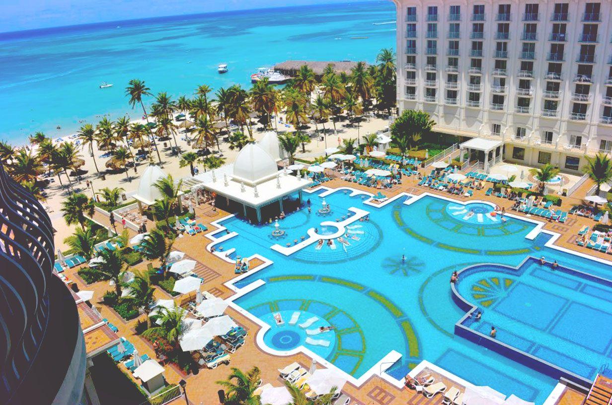Riu Palace Palm Beach Aruba 1000 Hotels To Love
