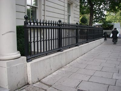 Fencing Lexington Ky Myer S Fencing Inc Wrought Iron Railings