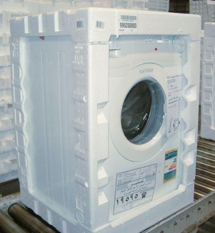 poliestirè per a protecció d'embalatges