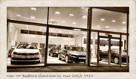 vindis volkswagen showroom courtesy  stephan mulder business manager vw bedford volkswagen