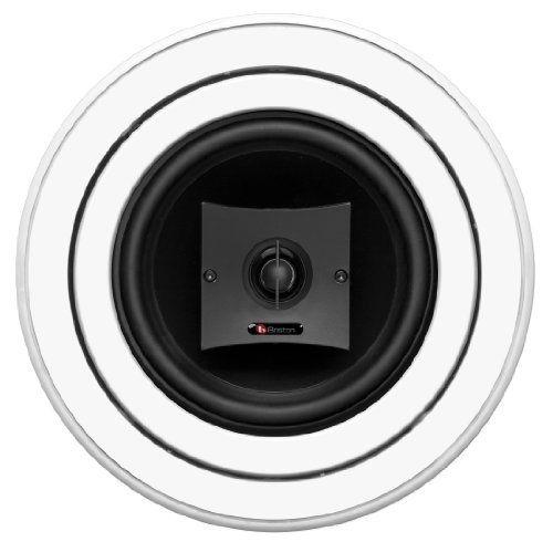 Boston Acoustics Hsi 460 In Ceiling Speaker White By