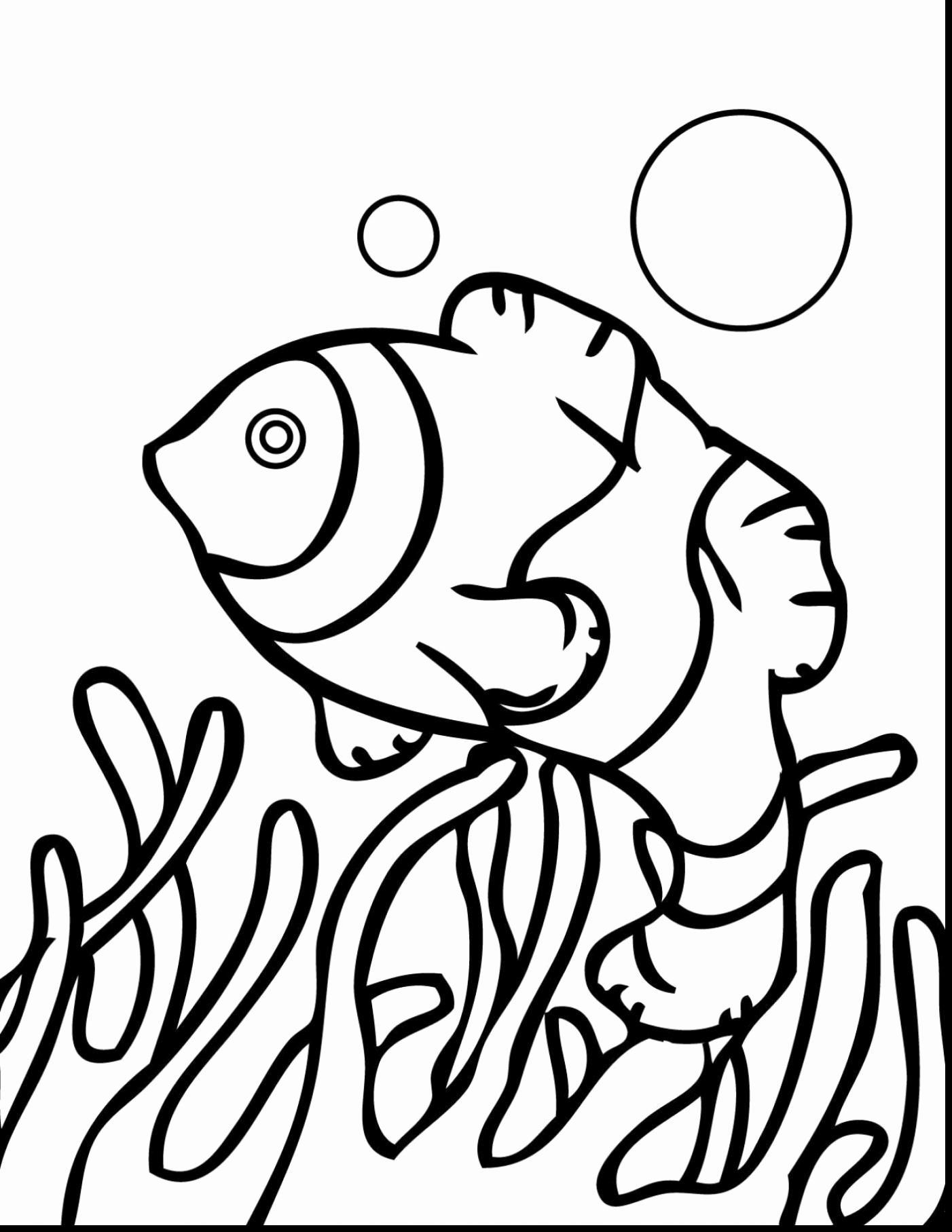 28 Coral Reef Coloring Page In