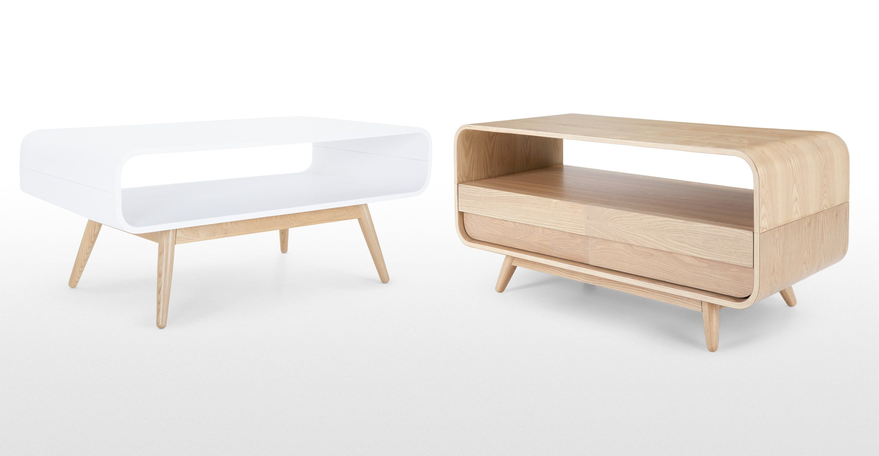 Esme compact media unit ash from made light wood you can esme compact media unit ash from made light wood you can try not to be charmed by the esme collection but with those rounded edges and splay geotapseo Images
