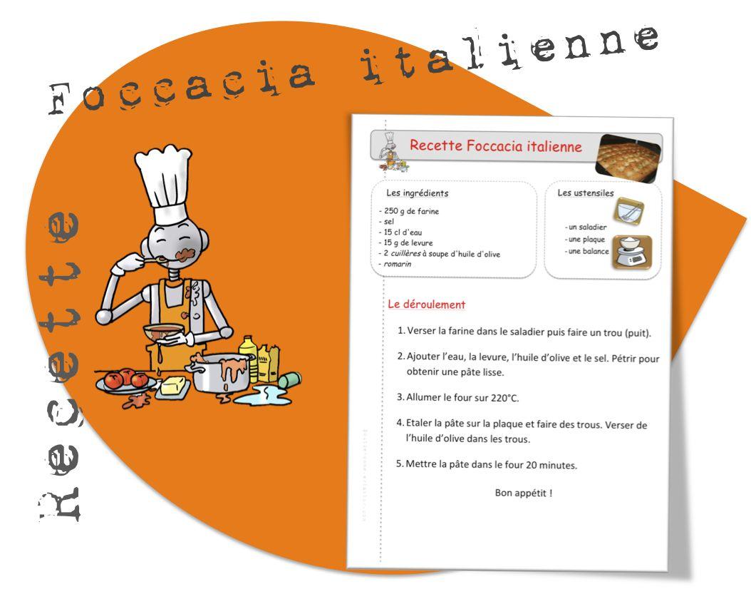 Fmlkmftahnlzuuqgqklgw6m7a5s Jpg 1 054 847 Pixels Recettes De Cuisine Recette Foccacia Recette