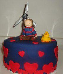 Cake Boutique | windpower cake