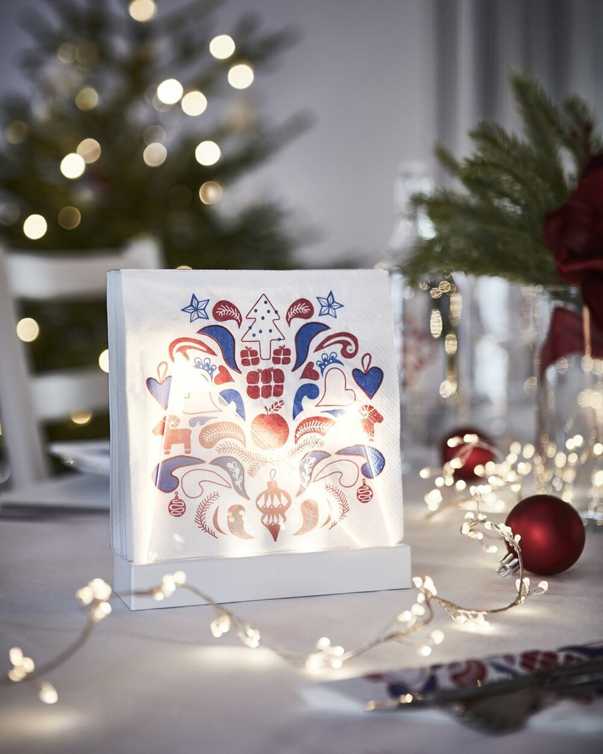 Ikea News To Decorate Your Home For Christmas Christmas Day Christmas Day Decorate Home Ikea News In 2020 Ikea Christmas Ikea New Christmas House Lights