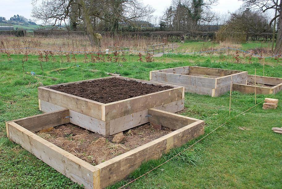 Image Result For Raised Vegetable Garden Nz Vegetable Garden Beds Diy Raised Garden Building Raised Vegetable Garden