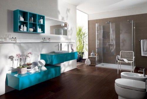 Mobile Bagno Blu Therapy4home Bagno Blu Design Home Mobile