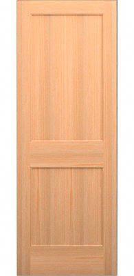 Karona wood panel slab interior door species red oak opening width affordableinteriordesignnyc also rh pinterest