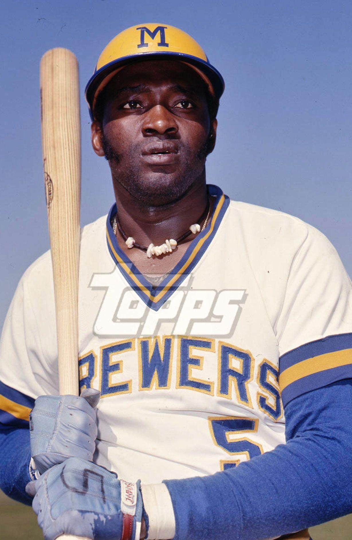 """""""Boomer"""" Scott Milwaukee Brewers Milwaukee"""
