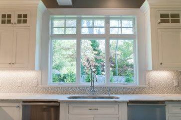 Kitchen Windows Over Sink Ideas Transom Window Over Sink Design