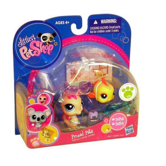 Games australia toys children littlest pet shop for Little fish toys