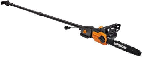 Ebay Wg309 10 8 Amp Electric Chainsaw Including Extension Pole By Worx 71 99 Save 28 Worx Garden Chainsaws Electric Chainsaw Pole Chain Saw Best Electric Chainsaw
