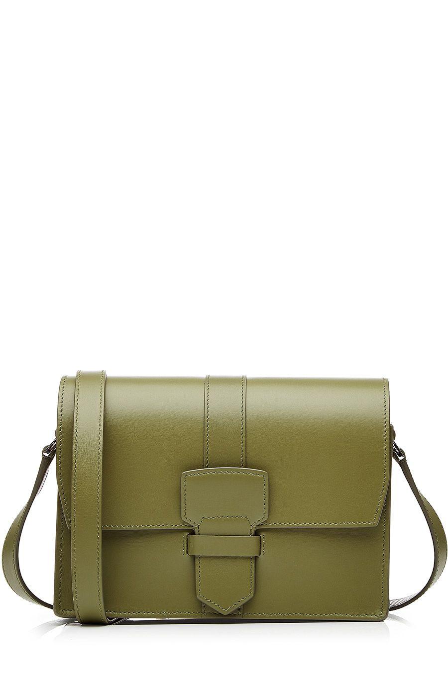 f0e4e84541d SALVATORE FERRAGAMO Leather Shoulder Bag.  salvatoreferragamo  bags   shoulder…