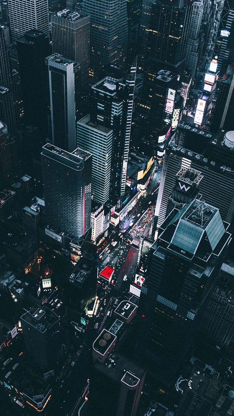 New York City Iphone 7 Plus Wallpaper