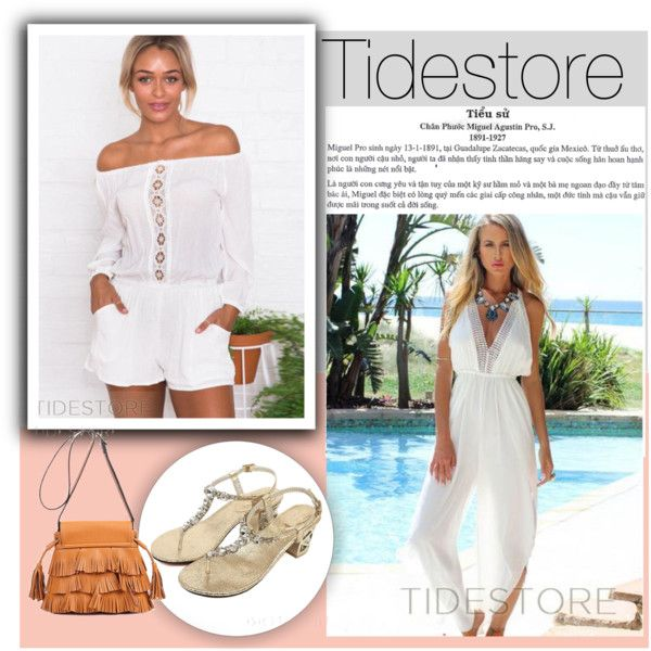 Tidestore Jumpsuits by tidestore-club on Polyvore featuring moda, jumpsuits, romper, tidestore and fashionjumpsuitsonline
