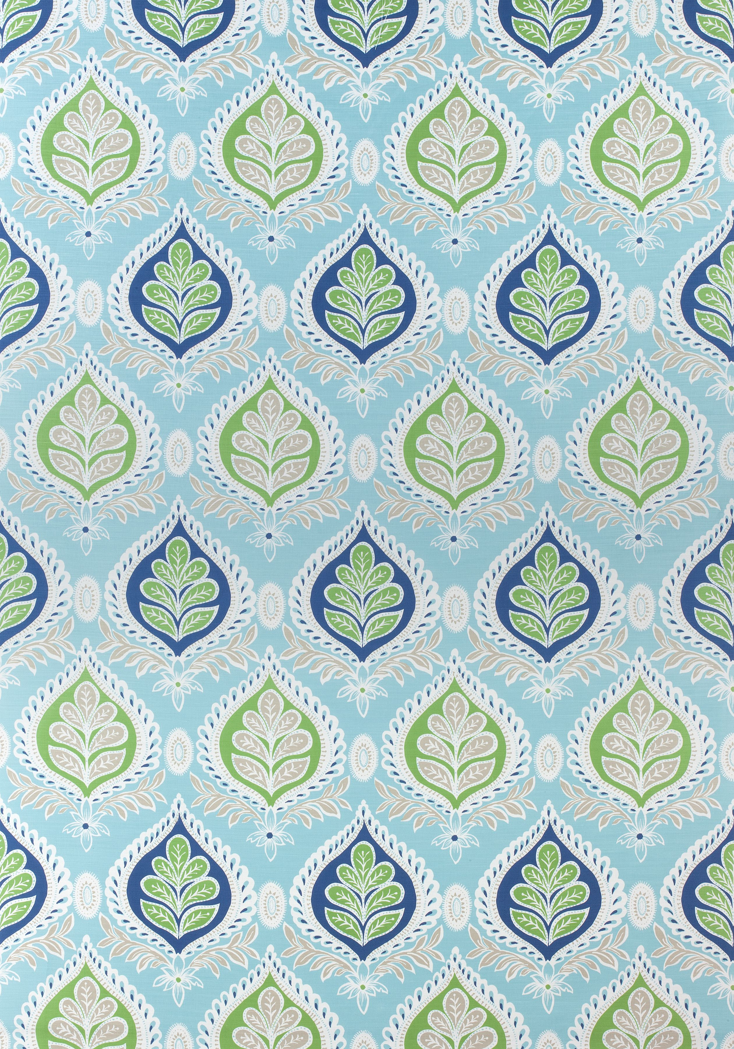MIDLAND, Blue and Green, F924316, Collection Bridgehampton from ...
