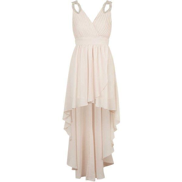 white chiffon dress hilo