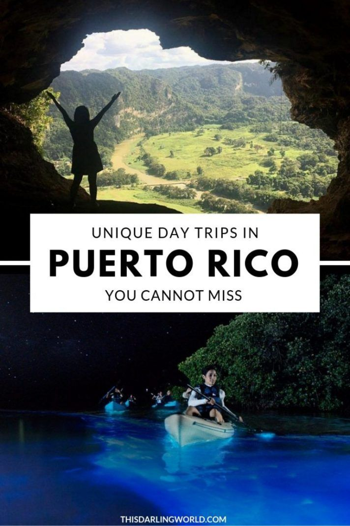 5 Unique Puerto Rico Day Trips Day trips, Puerto rico