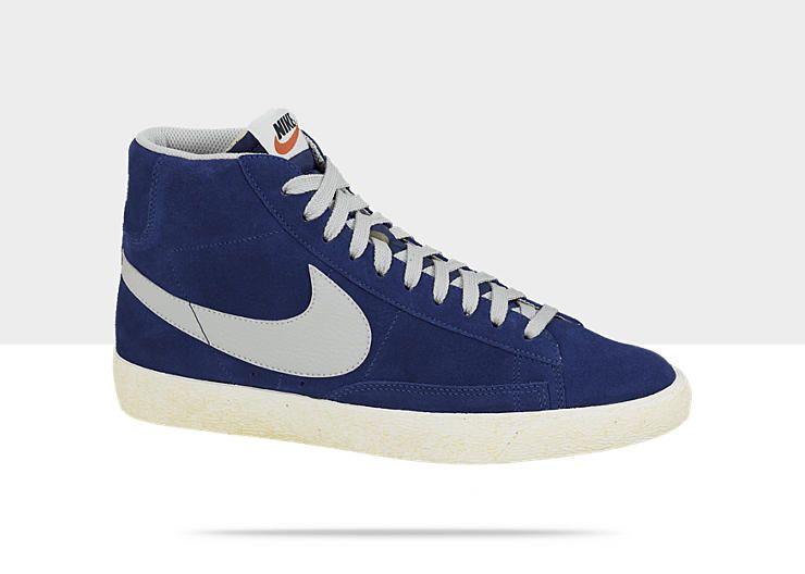 Nike Blazer Mid Premium Vintage Suede – Chaussure pour Homme prix ...