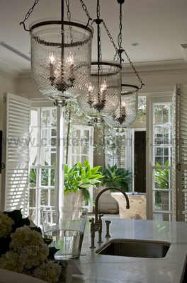 Kitchen And Breakfast Room Lighting  Lights Kitchens And Room Classy Kitchen Lanterns Decorating Inspiration