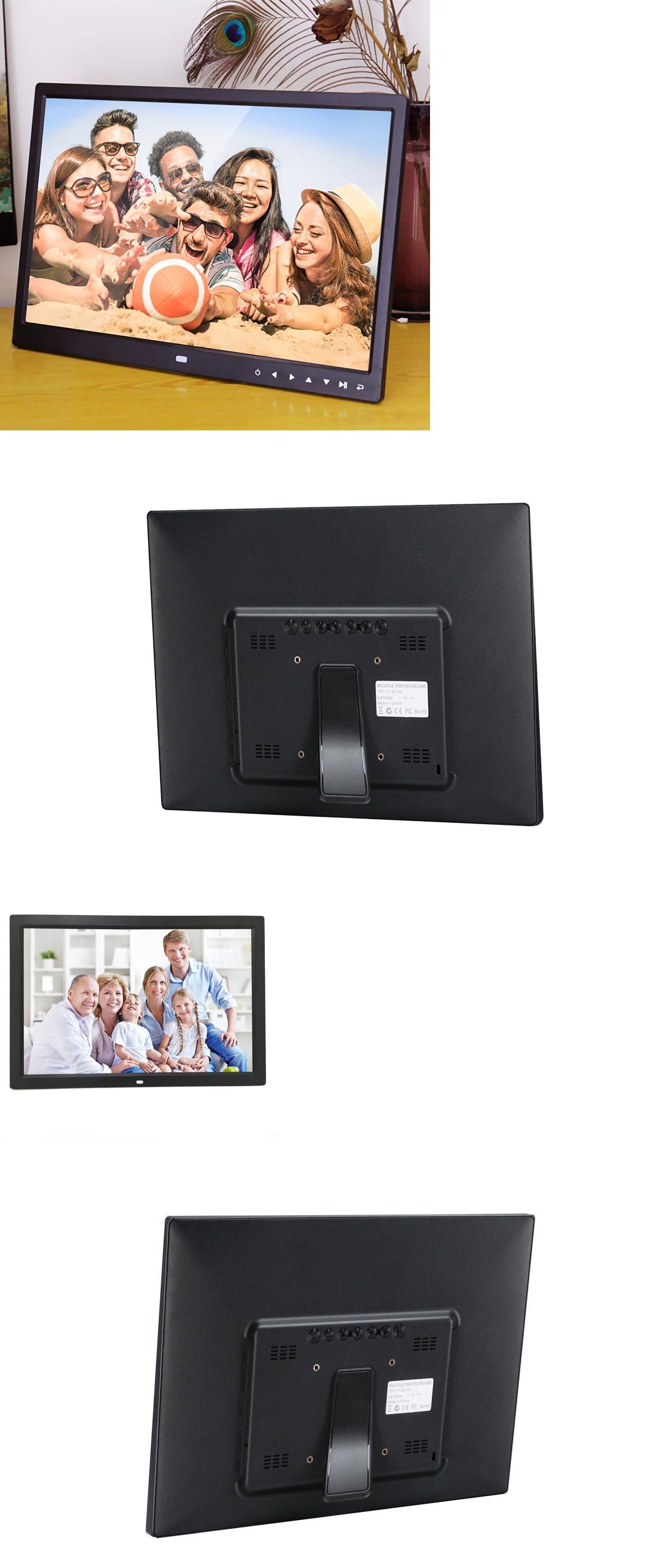 Digital Photo Frames 150044: 15 Hd Digital Photo Frame Album Picture ...