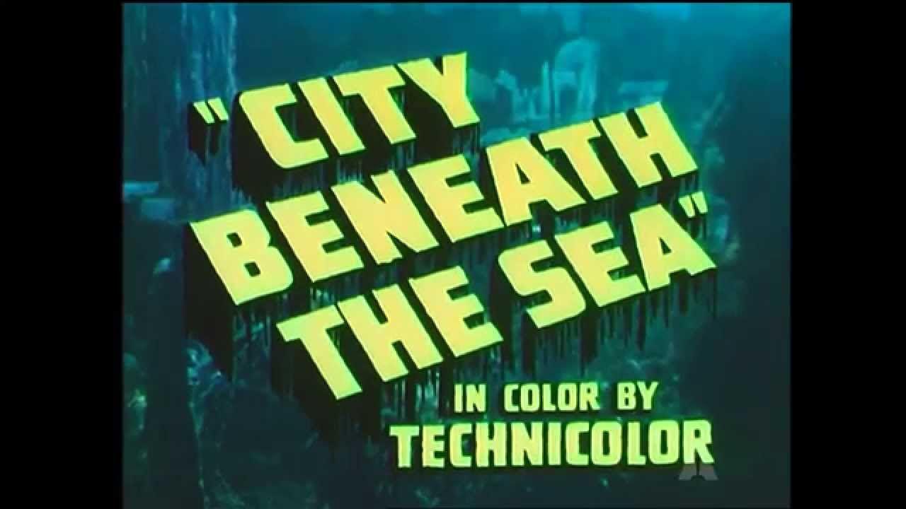 Coming Soon In Technicolor Beneath The Sea Image Coming Soon
