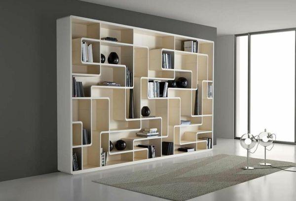 Bücherregale Modern bildergebnis für bücherregal modern weiß ess wohnzimmer