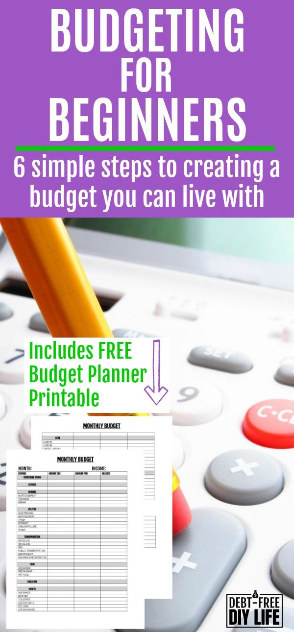 budgeting for beginners how to create a budget free budget