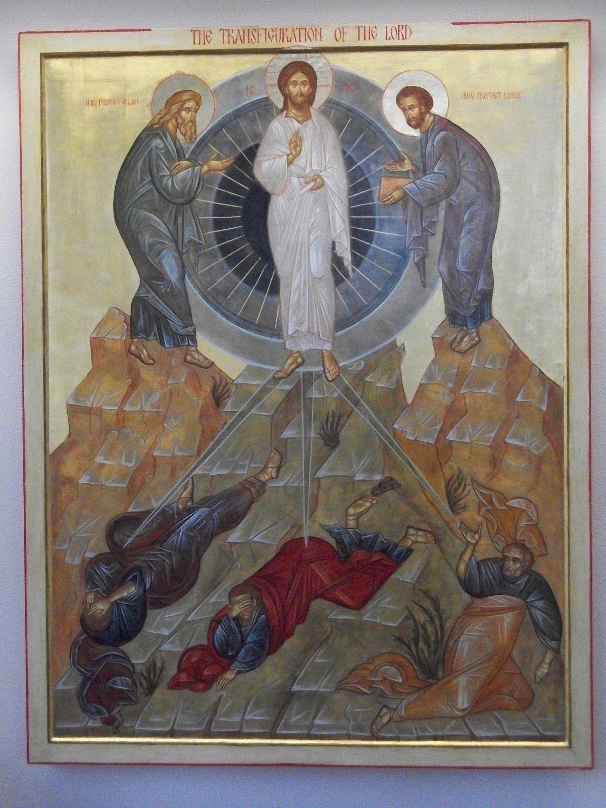 transfiguration icon - Szukaj w Google | Православные ...