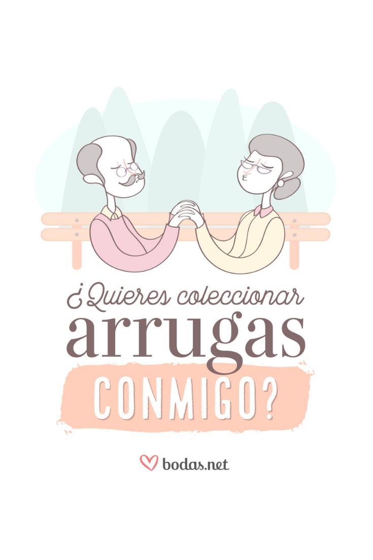 Sorprende a tu pareja con originales mensajes románticos. #bodas #bodasnet # novios #noviasespaña #bodaespaña #noscas… | Frases love, Frases bonitas,  Humor romántico