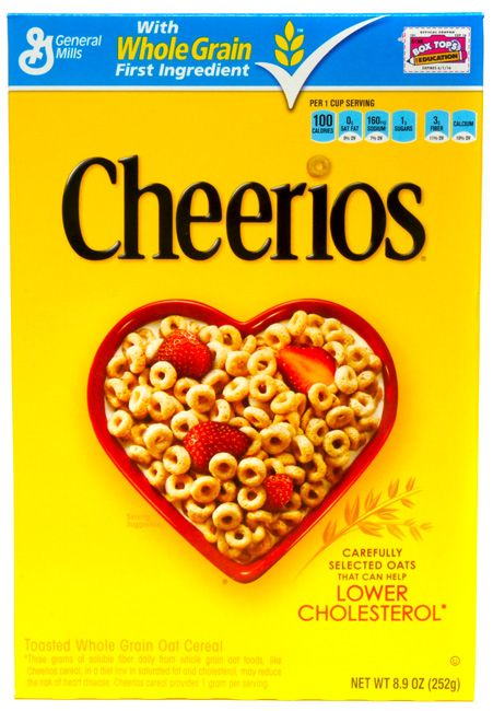 Pix For > General Mills Cereal Logo | cereal boxs ...