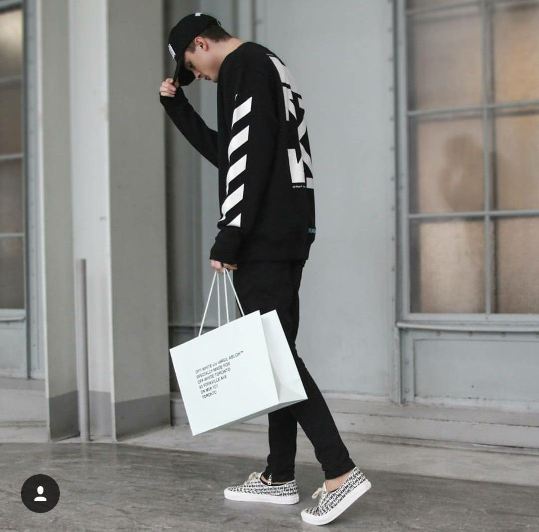 OFF WHITE AND VANS | Fashion, Vans outfit, Outfits
